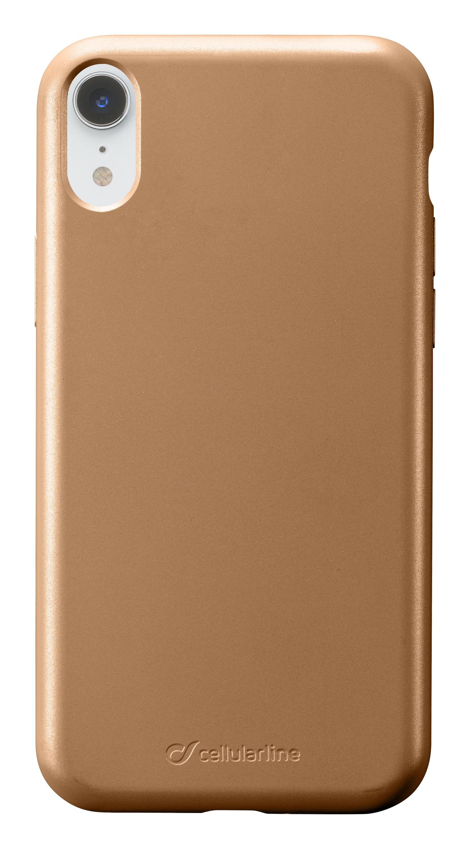 iPhone XR, case sensation, bronze