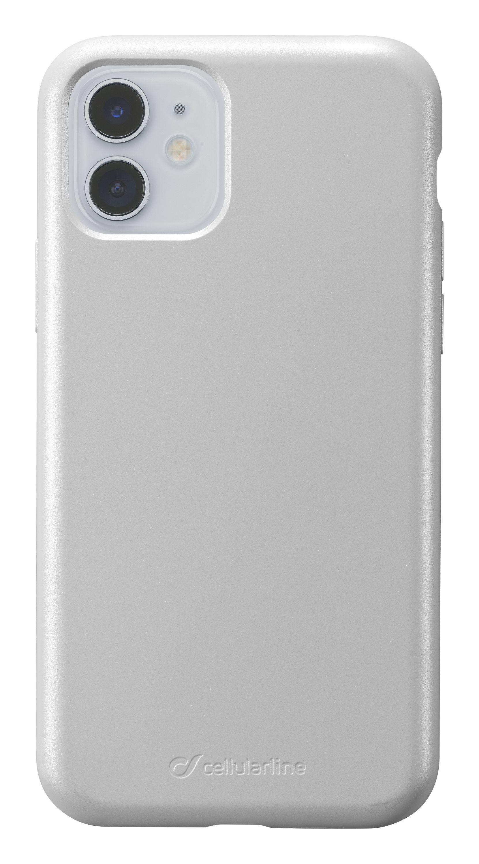 iPhone 11, case sensation, silver