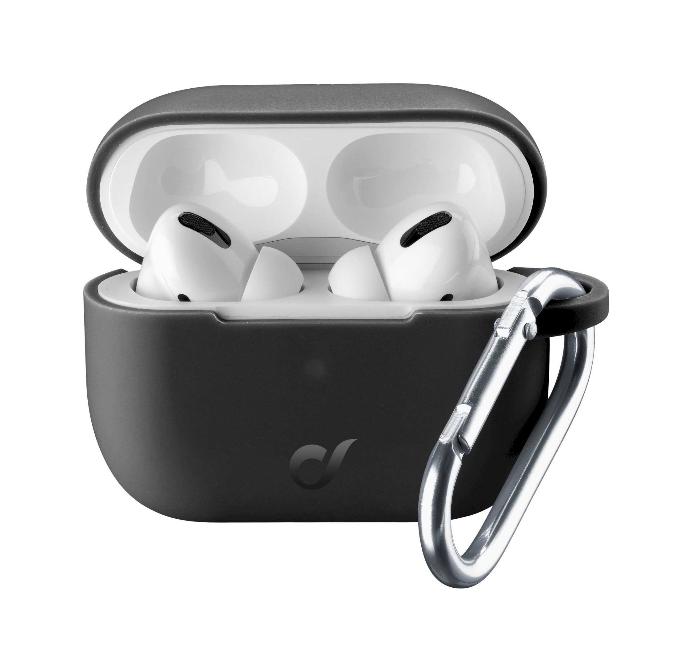 Airpods Pro, case bounce, black