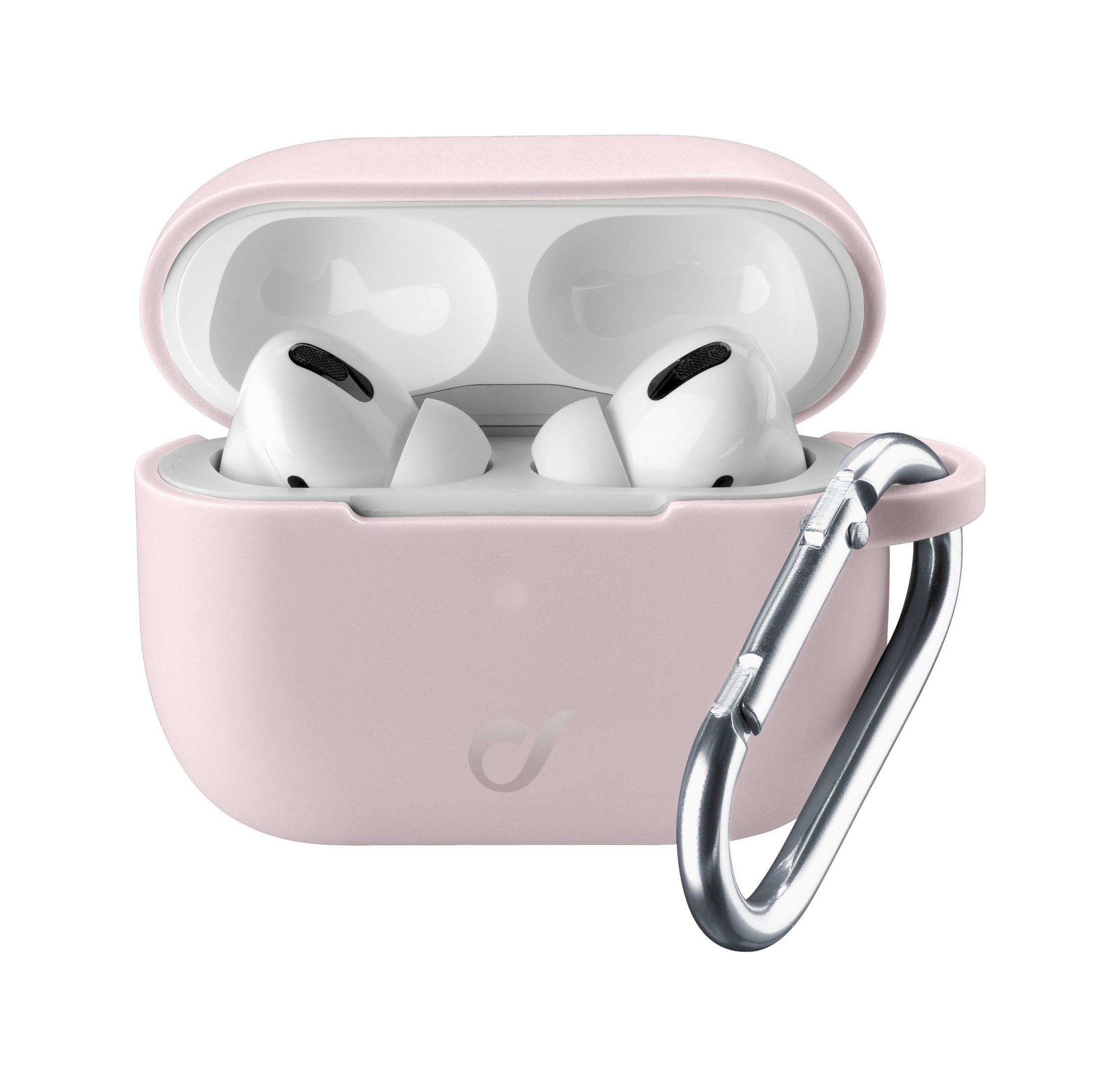 Airpods Pro, case bounce, pink