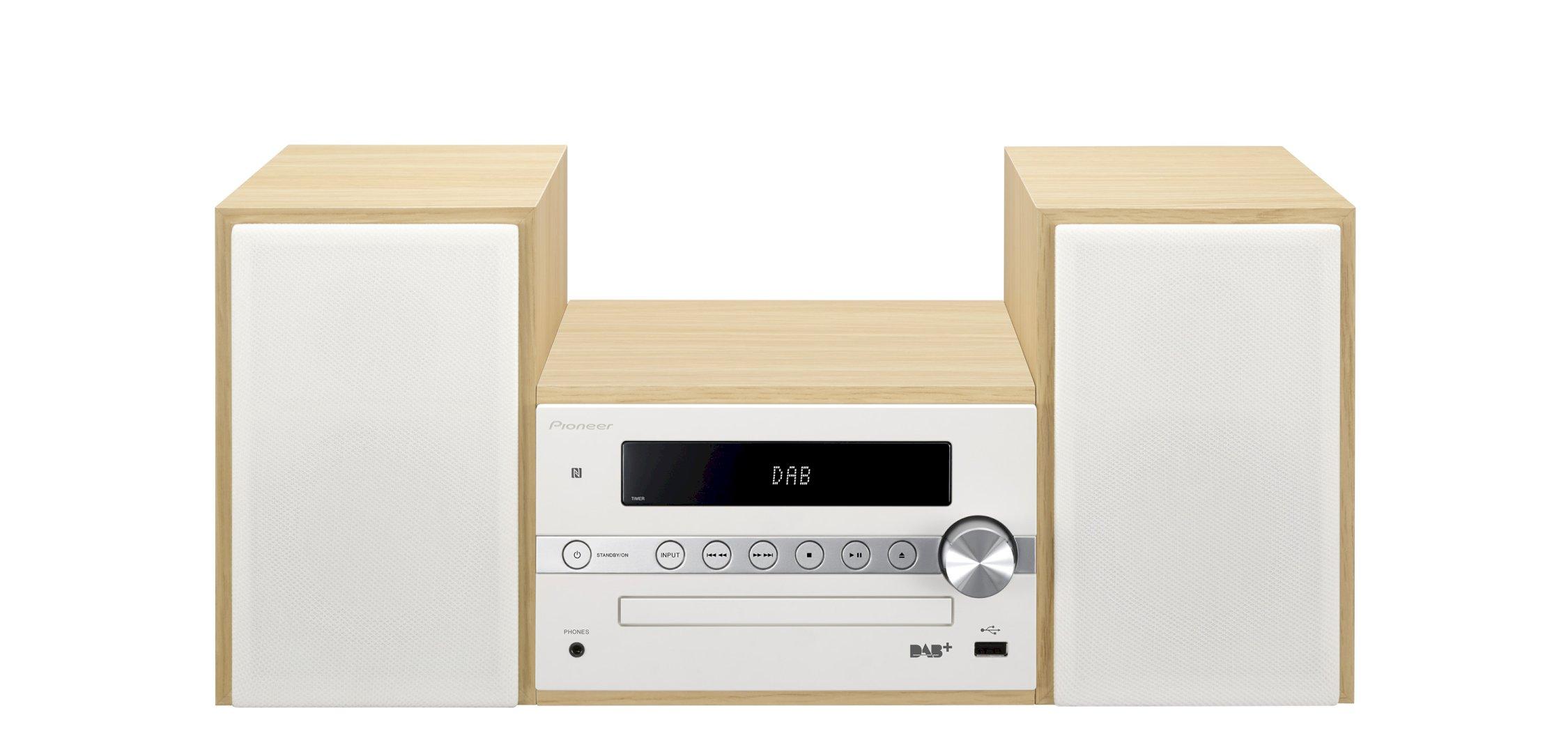X-CM56D-W, hifi micro-system, white