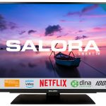 "32HSB6502, 32""/81 cm HD SMART LED TV, black"