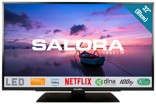 "32FSB6502, 32""/81 cm Full HD SMART LED TV, black"