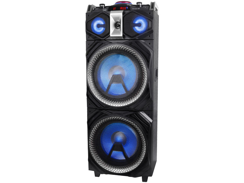 XF-4000-DJ, party speaker 300w, black