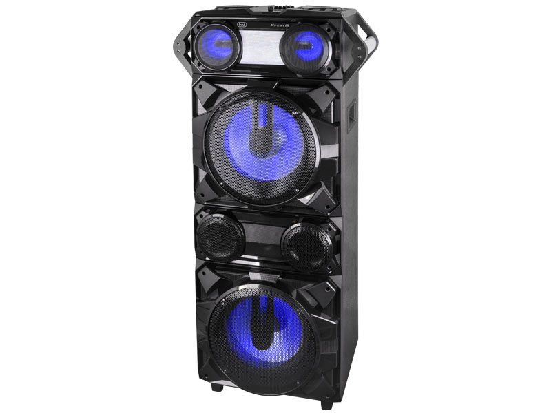 XF-4200-DJ, party speaker 400w, black