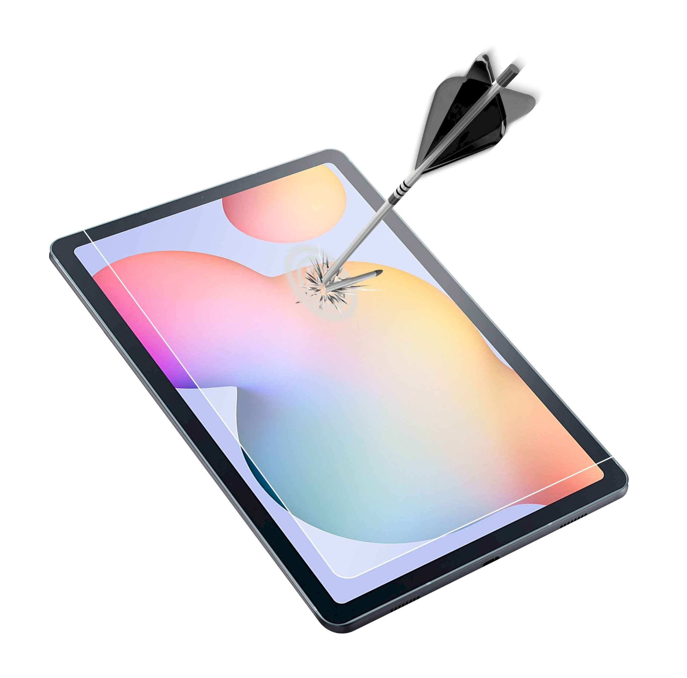 Samsung Galaxy Tab S6 lite, SP tempered glass, transparent