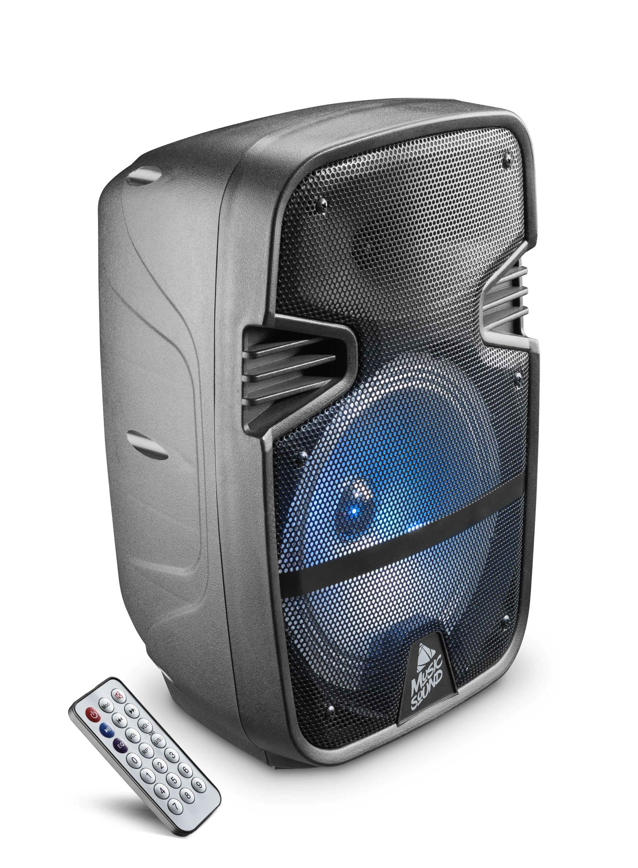 Speaker BT, speaker BT, party box, black