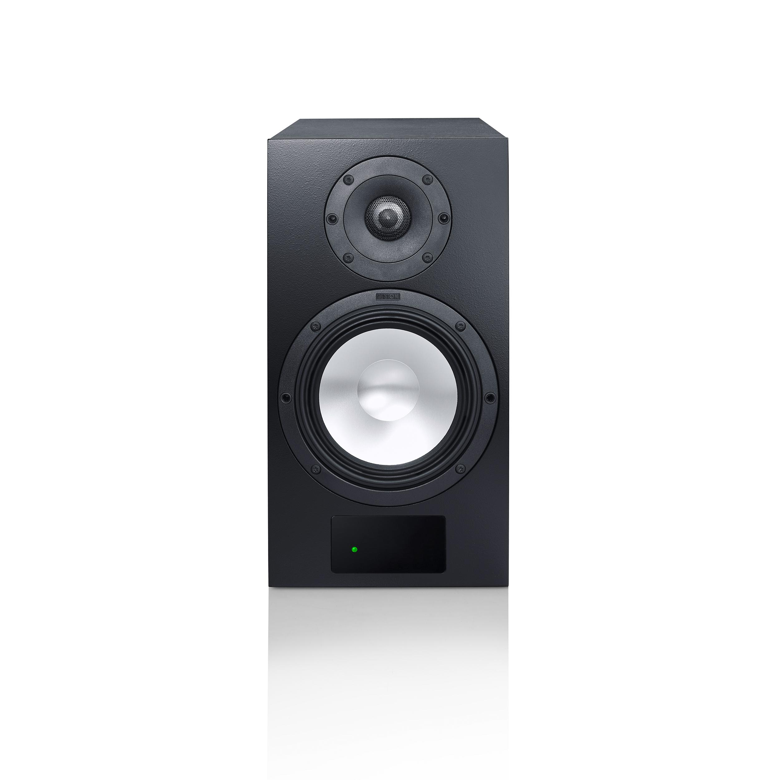Smart GLE 3, active wireless bookshelf speaker, black (2pc)