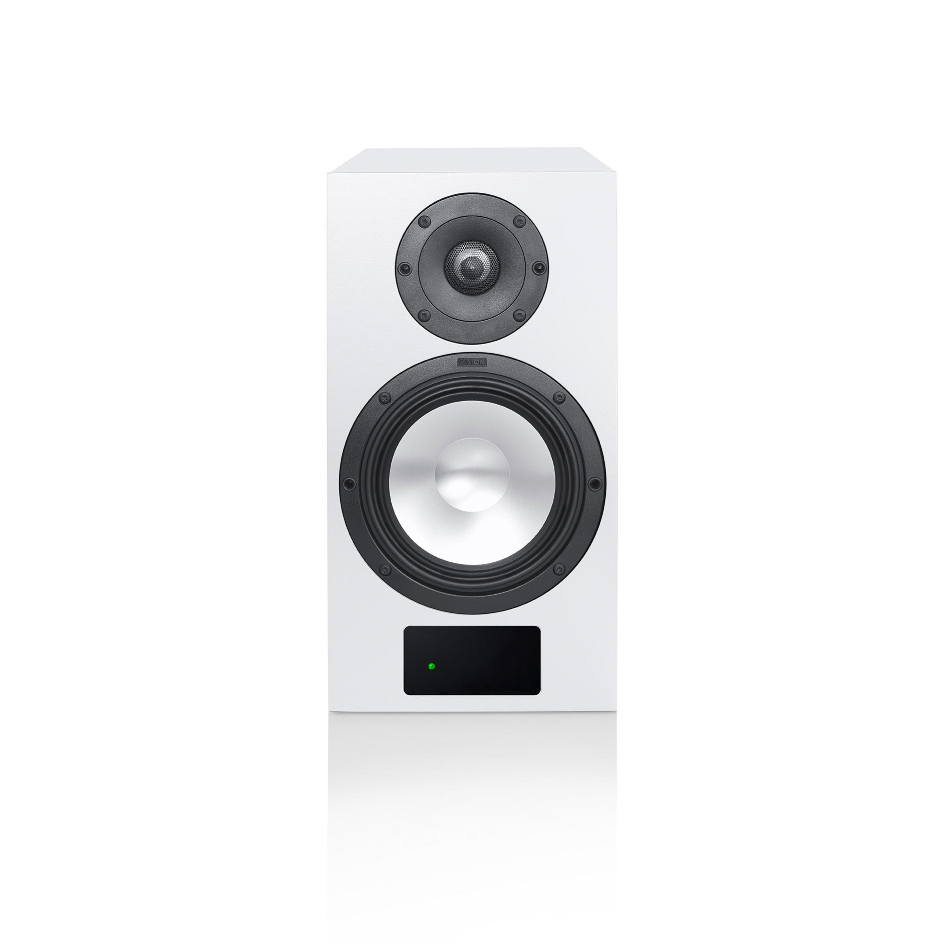 Smart GLE 3, active wireless bookshelf speaker, white (2pc)