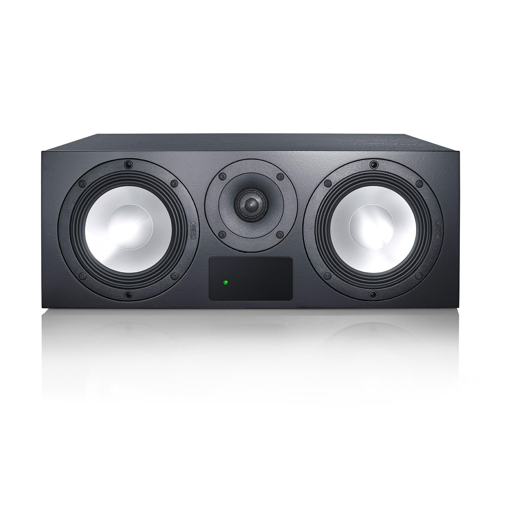Smart GLE 5, active wireless center speaker, black
