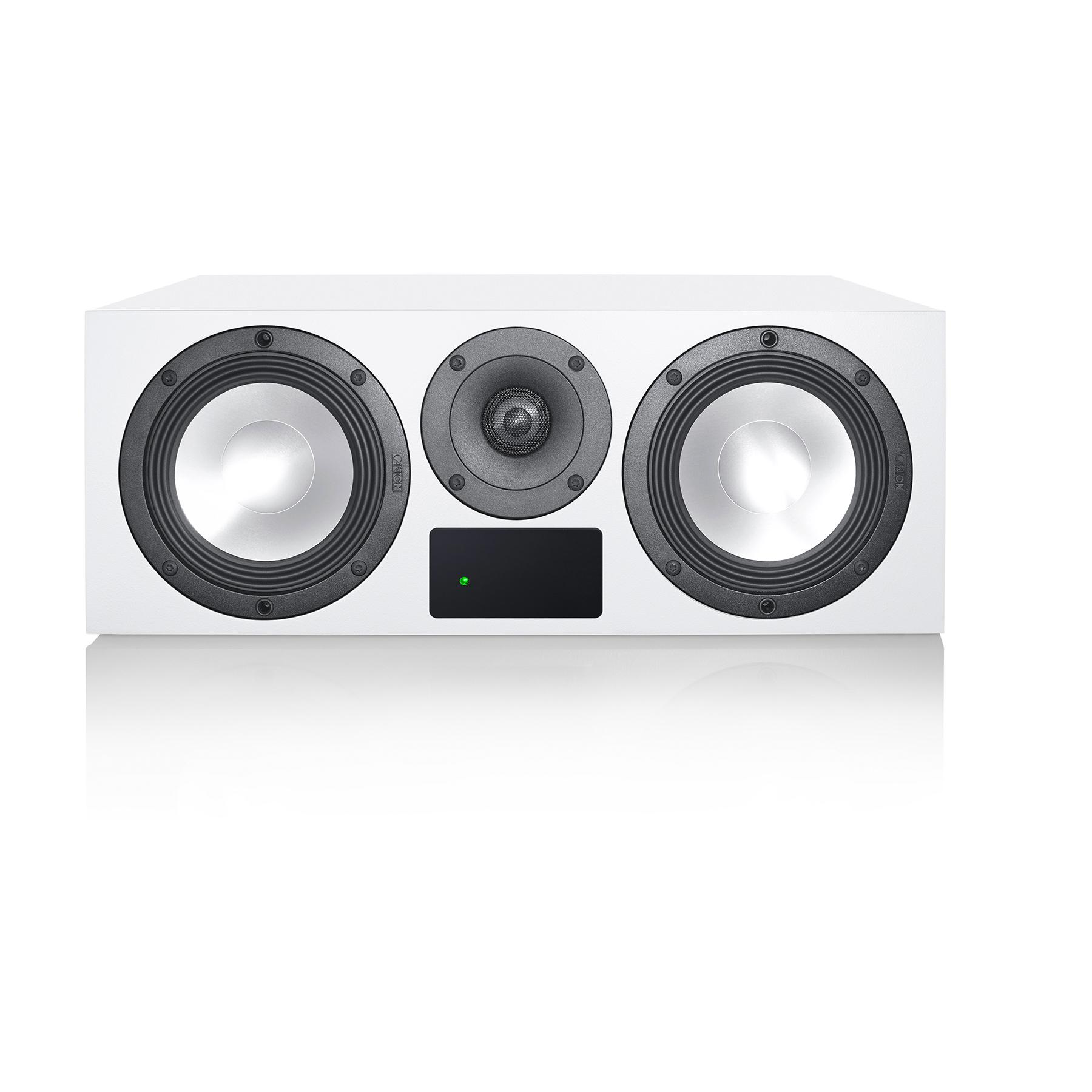 Smart GLE 5, active wireless center speaker, white