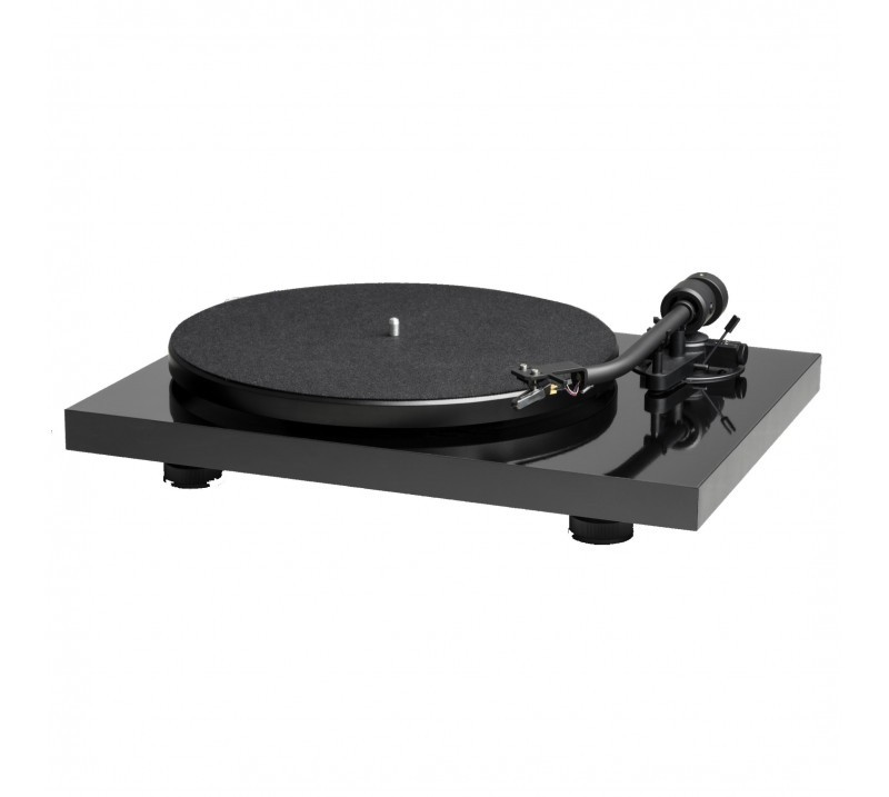MMF-MARK 1, turntable with Ortofon NN, black