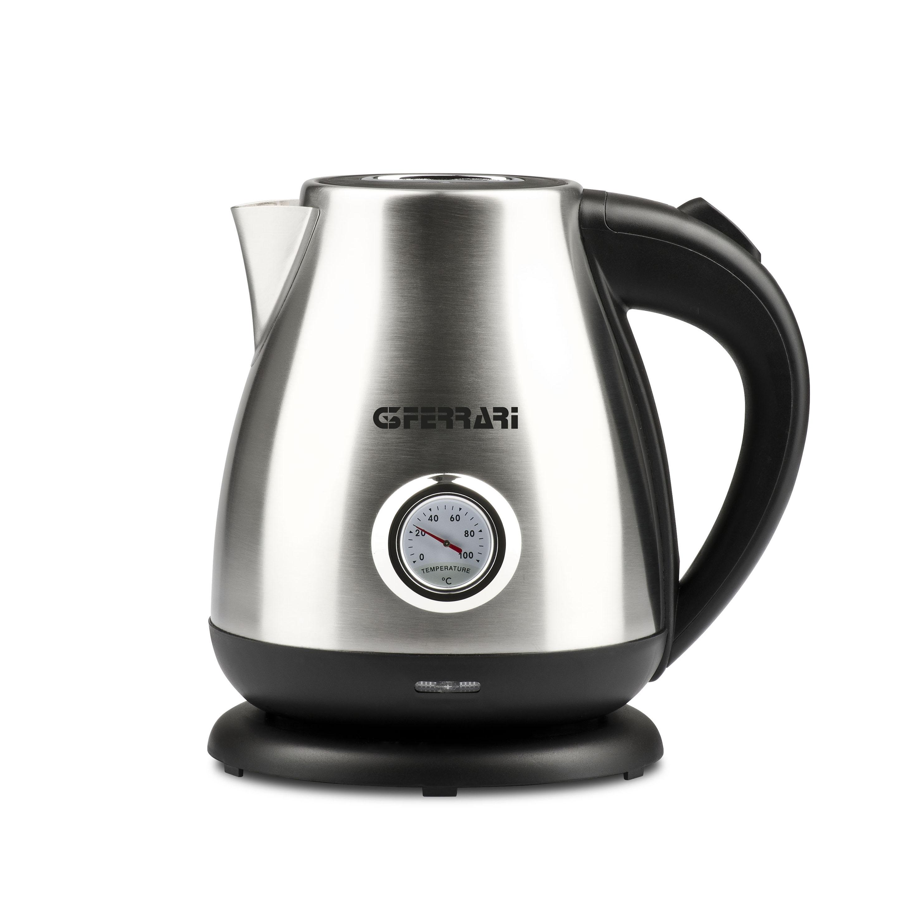 G1009600, Rapido, kettle, 1,7L, 2200W, silver