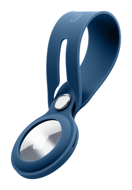 AirTag, case loop, blue