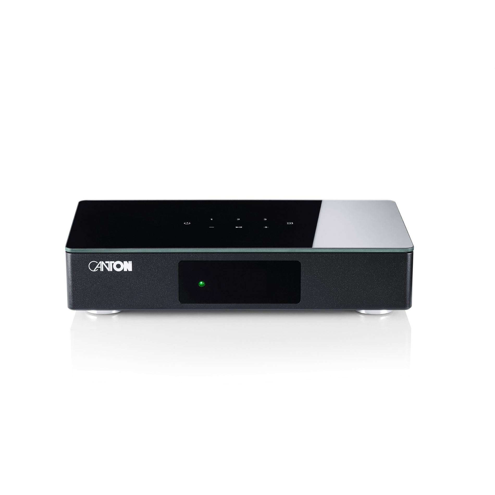 Smart Connect 5.1 S2, smart pre-amplifier version 2021, black