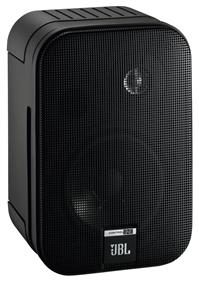 CONTROL ONE, monitor speaker, black (2pc)